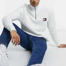 Tommy Hilfiger Long Sleeves Logo Tops