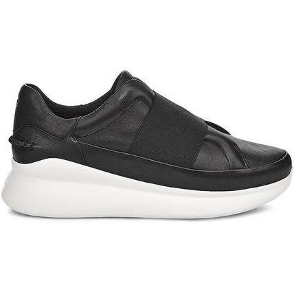 UGG Australia LIBU Office Style Logo Low-Top Sneakers