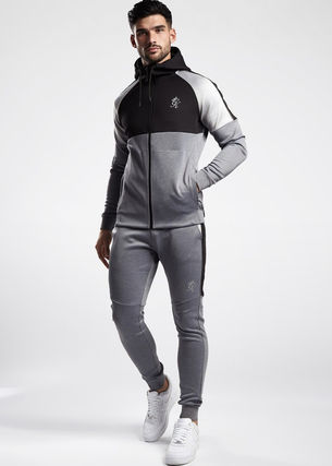 Street Style Co-ord Sweats Two-Piece Sets
