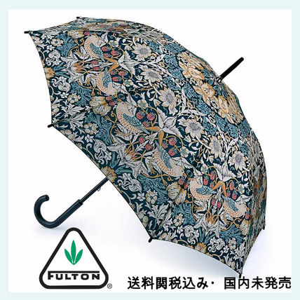 fulton Flower Patterns Collaboration Umbrellas & Rain Goods