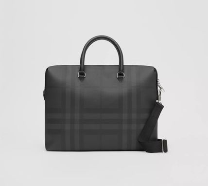 Burberry Leather Business & Briefcases