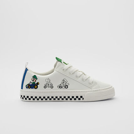 ZARA Kids Girl Sneakers
