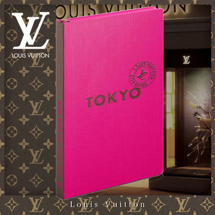 Louis Vuitton Tokyo City Guide, French Version