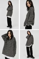 Raucohouse Sweaters Long Sleeves Oversized Sweaters 4