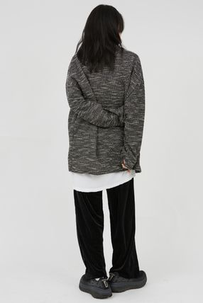 Raucohouse Sweaters Long Sleeves Oversized Sweaters 3