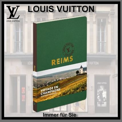 Louis Vuitton Reims City Guide, French Version