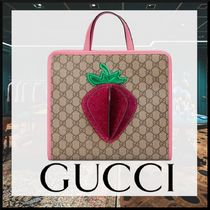 GUCCI Unisex Studded Kids Girl Bags