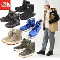 THE NORTH FACE Unisex Street Style Logo Boots