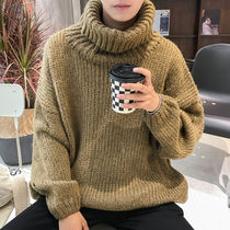 Cable Knit Long Sleeves Plain Oversized Vests & Gillets