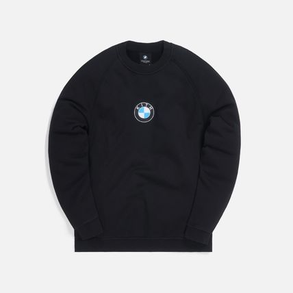 KITH NYC Crew Neck Unisex Street Style Collaboration Long Sleeves
