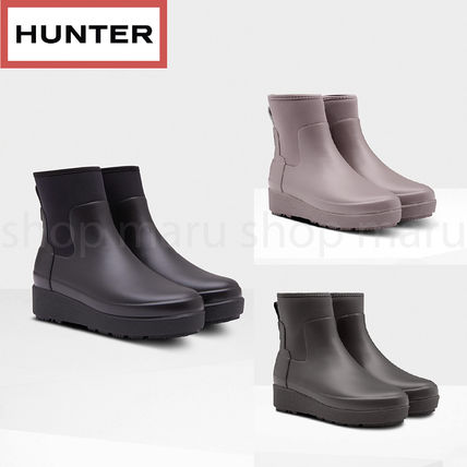 Rubber Sole Street Style Rain Boots Boots