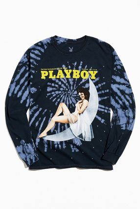 Urban Outfitters Sweatshirts Pullovers Unisex Street Style Collaboration Long Sleeves 2