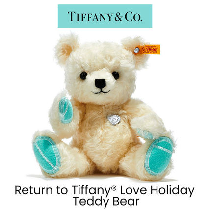 Tiffany & Co Unisex Collaboration New Born 3 months 6 months 9 months