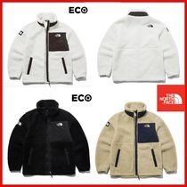 THE NORTH FACE Casual Style Unisex Street Style Fleece Jackets Outerwear