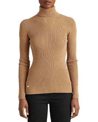 Ralph Lauren Casual Style Long Sleeves Plain Cotton Office Style