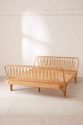 Urban Outfitters Unisex Rattan Furniture Bedding