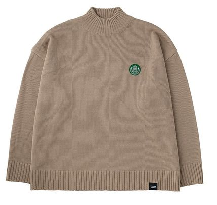 STOCKHOLM SYNDROME Sweaters Unisex Street Style Sweaters 3