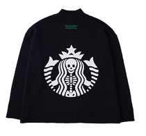 STOCKHOLM SYNDROME Sweaters Unisex Street Style Sweaters 8