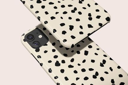 Dots Monogram Leopard Patterns Unisex Bi-color