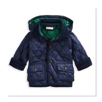 Ralph Lauren Street Style Co-ord Front Button Baby Boy Outerwear
