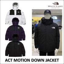 THE NORTH FACE ACT MOTION Unisex Down Jackets