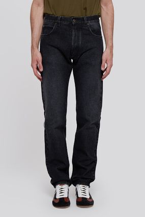 LOEWE More Jeans Cotton Logo Jeans 3