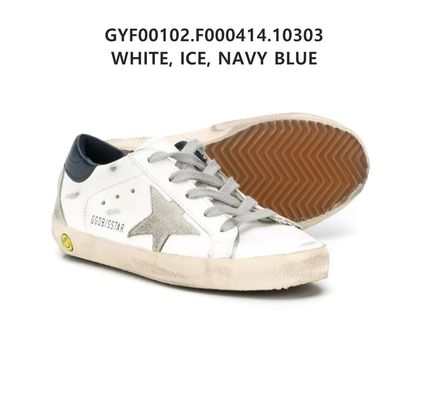 Golden Goose Street Style Kids Girl Sneakers