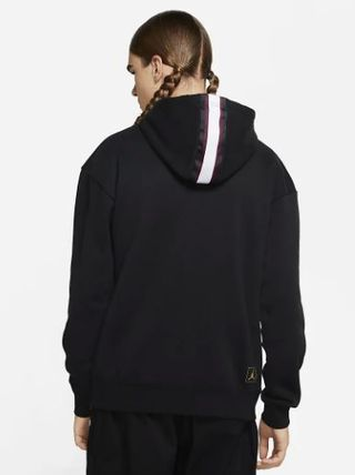Nike Hoodies Pullovers Street Style Collaboration Long Sleeves Plain 5
