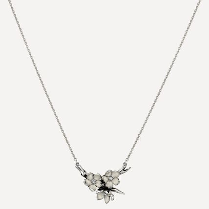 Costume Jewelry Casual Style Flower Street Style Chain