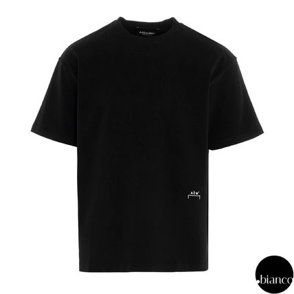 A-COLD-WALL Crew Neck Crew Neck Street Style Cotton Short Sleeves Logo 2