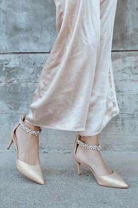 Pin Heels Party Style Elegant Style Shoes