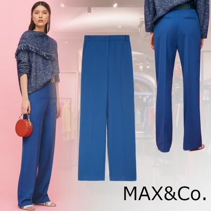 Max&Co. Casual Style Plain Long Party Style Office Style