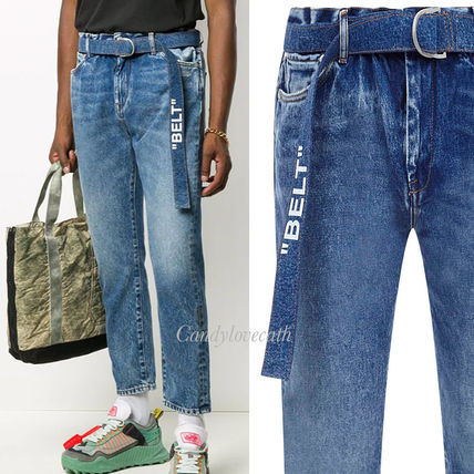Off-White More Jeans Jeans