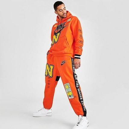 Nike Street Style Co-ord Matching Sets Two-Piece Sets