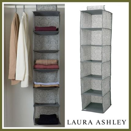 Laura Ashley Unisex Make-up Organizer Jewelry Organizer Book Shelves