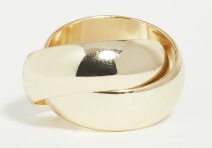 Casual Style Party Style 14K Gold Elegant Style Rings