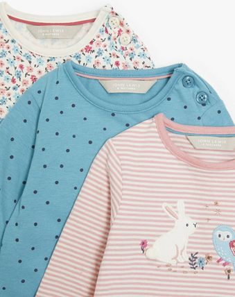 Co-ord Organic Cotton Baby Girl Tops