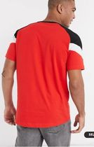 PUMA Crew Neck Crew Neck Street Style Cotton Short Sleeves Logo 8