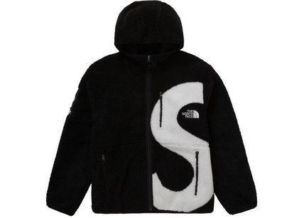 Supreme Short Unisex Street Style Collaboration Plain Oversized Logo