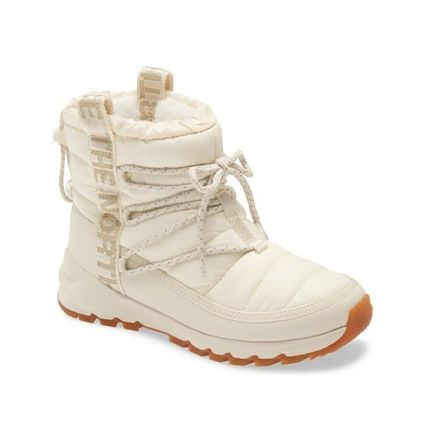 THE NORTH FACE Street Style Plain Logo Boots Boots