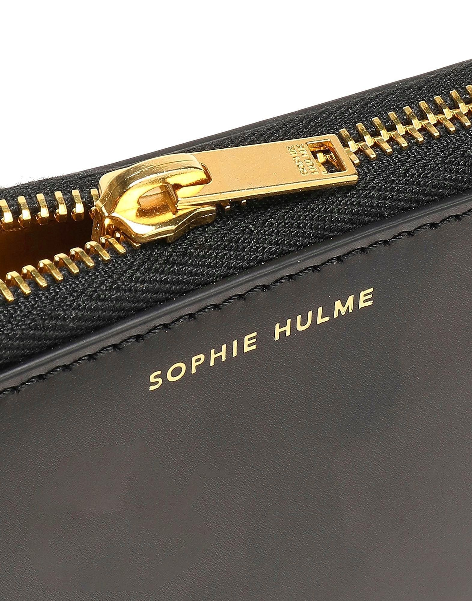 shop sophie hulme wallets & card holders