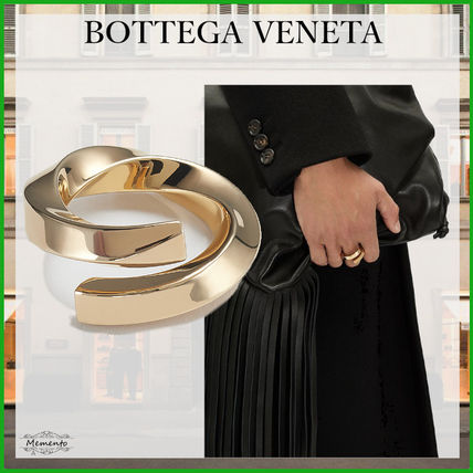 BOTTEGA VENETA Formal Style  Bridal Costume Jewelry Casual Style Unisex