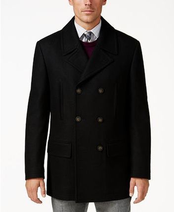 Ralph Lauren Peacoats Coats