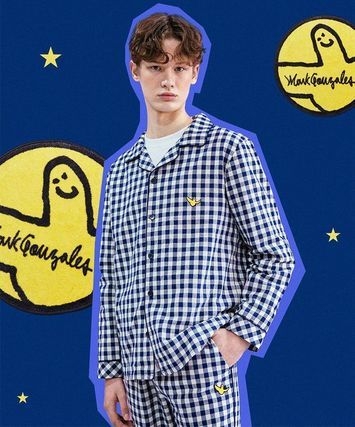 Mark Gonzales Co-ord Other Plaid Patterns Gingham Glen Patterns Tartan