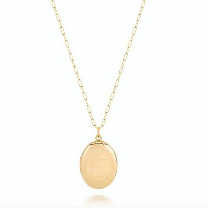 Costume Jewelry Casual Style Unisex Initial Coin Chain