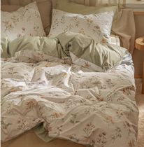 DECO VIEW Flower Patterns Duvet Covers Pillowcases Comforter Covers