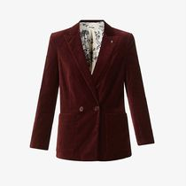 ZADIG & VOLTAIRE Casual Style Street Style Plain Party Style Office Style