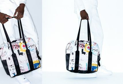Unisex Street Style A4 Totes