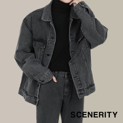 SCENERITY More T-Shirts Plain Cotton Short Sleeves Oversized T-Shirts