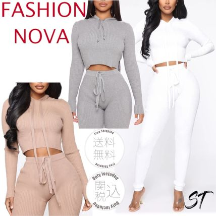 Short Casual Style Tight Blended Fabrics Street Style